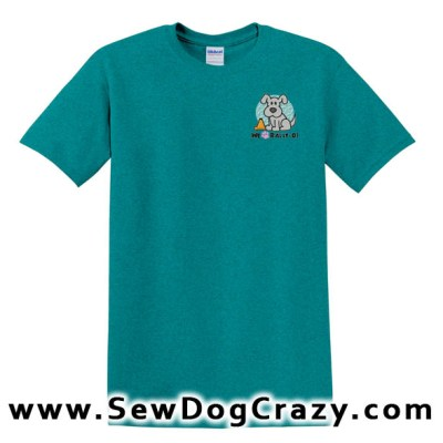 Embroidered Rally Obedience Tshirt