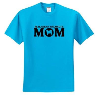 Malamute Mom T-Shirt