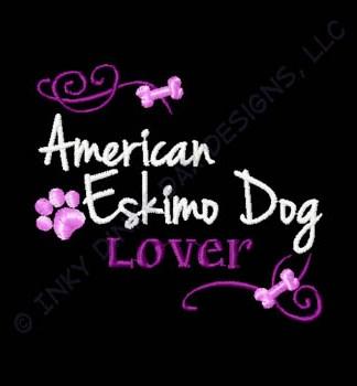 American Eskimo Dog Lover Apparel