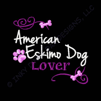 American Eskimo Dog Lover Apparel