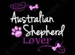 Australian Shepherd Embroidery