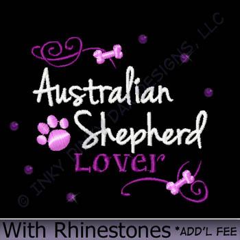 Aussie Rhinestones Apparel