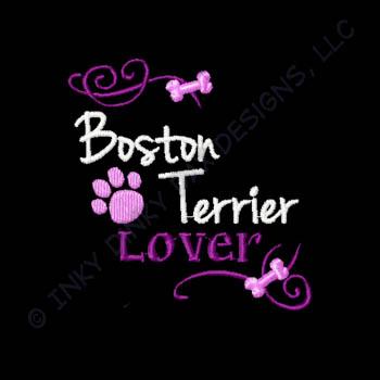 Boston Terrier Lover Apparel