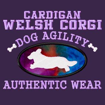 Cardigan Welsh Corgi Agility Apparel
