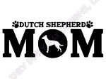 Dutch Shepherd Mom Gifts