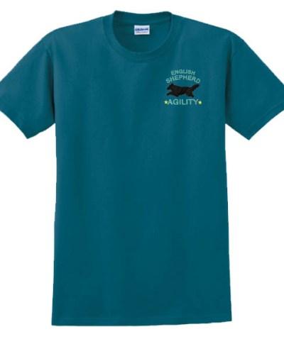 English Shepherd Agility Shirt
