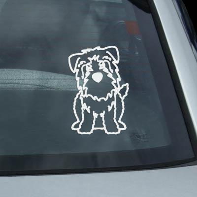 Glen of Imaal Terrier Decals