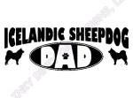 Icelandic Sheepdog Dad Gifts