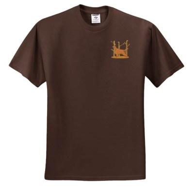 Embroidered Irish Setter Shirt