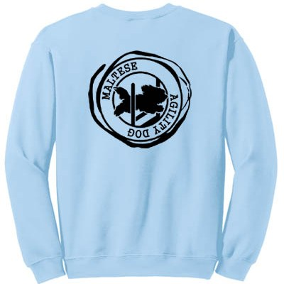 Jumping Maltese Sweatshirt
