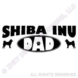 Shiba Inu Dad Gifts