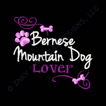 Bernese Mountain Dog Lover Apparel