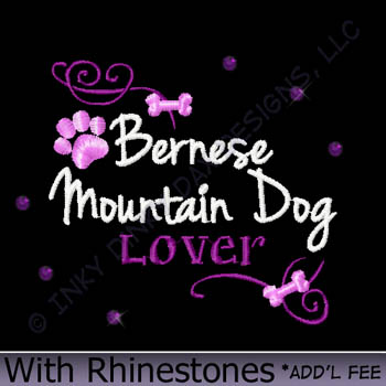 Bernese Mountain Dog Lover Shirts