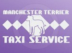 Manchester Terrier Taxi Stickers