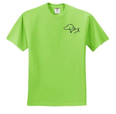 Dachshund Barn Hunt T-Shirt