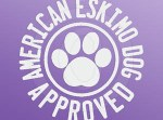 American Eskimo Dog Approved Decal