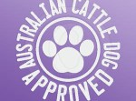 Australian Cattle Dog Approved Decal