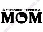 Yorkshire Terrier Mom Apparel