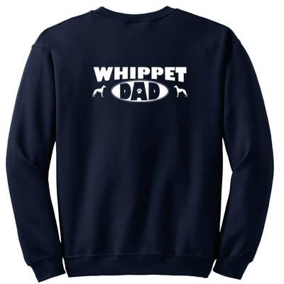 Whippet Dad Sweatshirt