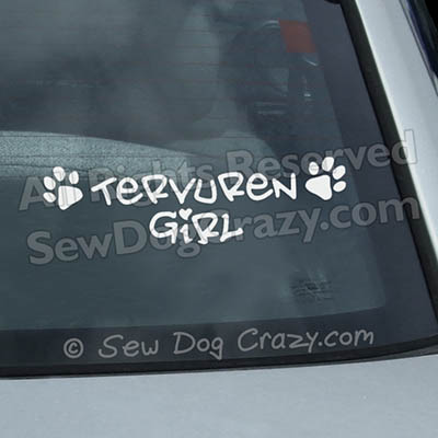 Terv Car Stickers