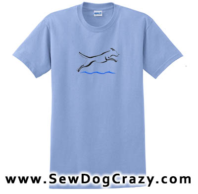 Dock Diving Tshirts