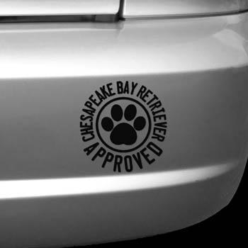 Chesapeake Bay Retriever Stickers