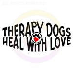 Therapy Dog Shirts