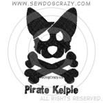 Pirate Kelpie Shirts