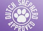 Dutch Shepherd Decal