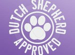 Dutch Shepherd Decal