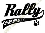 Rally Obedience Shirts