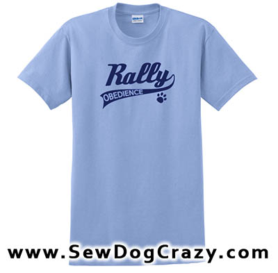Rally Obedience TShirts