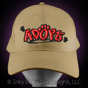 Embroidered Pet Rescue Hat