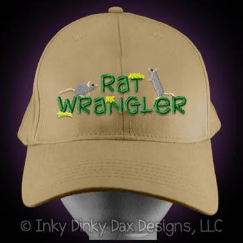 Rat Wrangler Hat