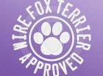 Wire Fox Terrier Decals