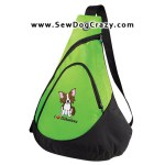 Longhaired Chihuahua Bag