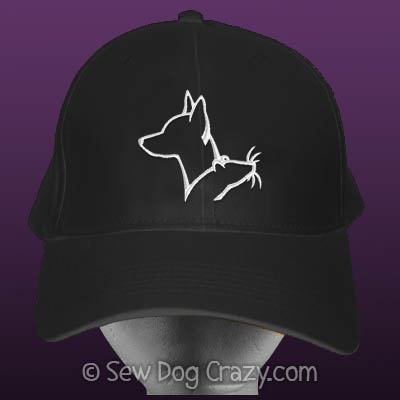 Miniature Pinscher Barn Hunt Hat