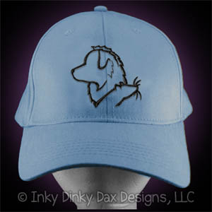 Australian Shepherd Barn Hunt Hat