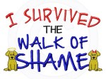 Walk of Shame Apparel