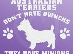 Australian Terrier Decals