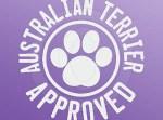 Australian Terrier Decalss