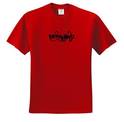 Graffiti Keeshond T-Shirt Gift