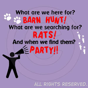Barn Hunt Apparel