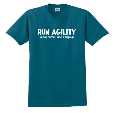 Run Agility Take a Nap TShirt