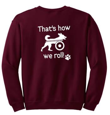 Tripaw sweatshirt