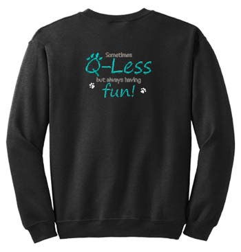 Q-Less Sweatshirt