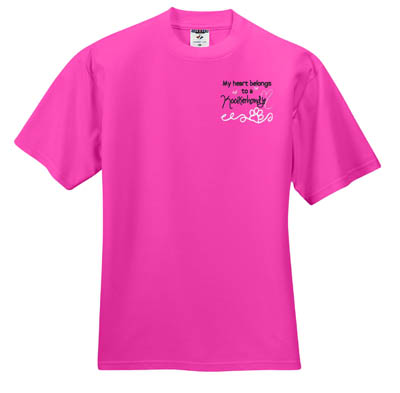 Embroidered Kooikerhondje T-Shirt