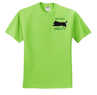 Briard Agility T-Shirt