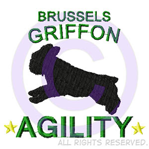 Brussels Griffon Agility Shirts