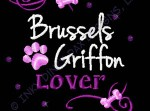 Brussels Griffon Embroidery